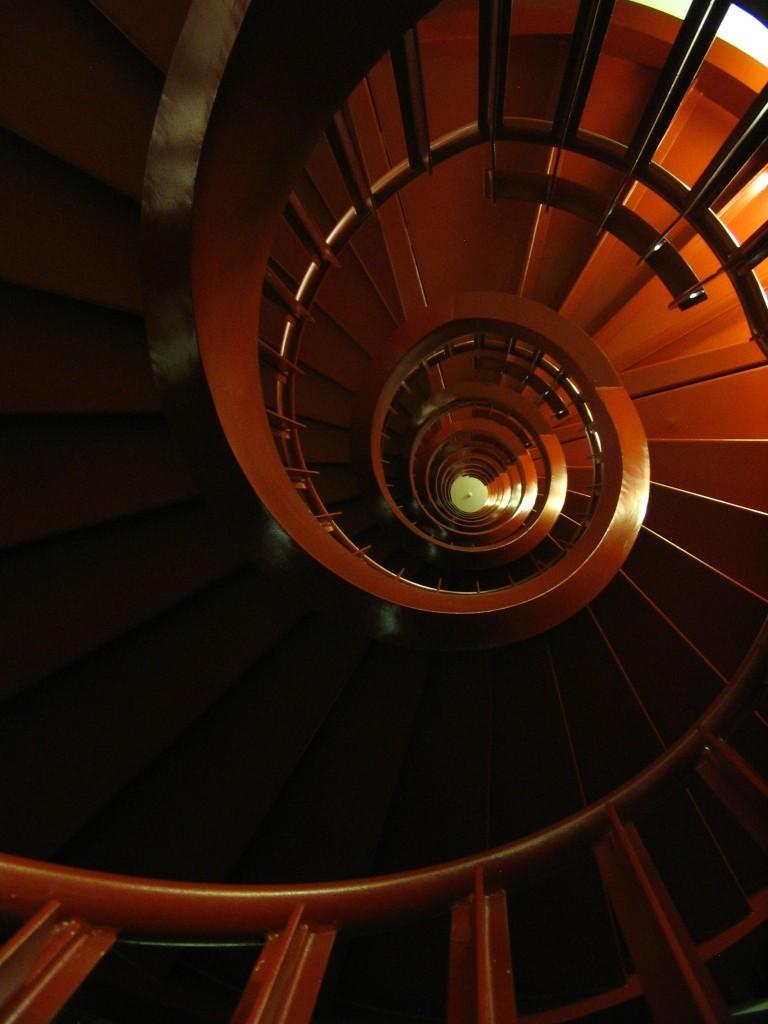 DNA Spiral Staircase