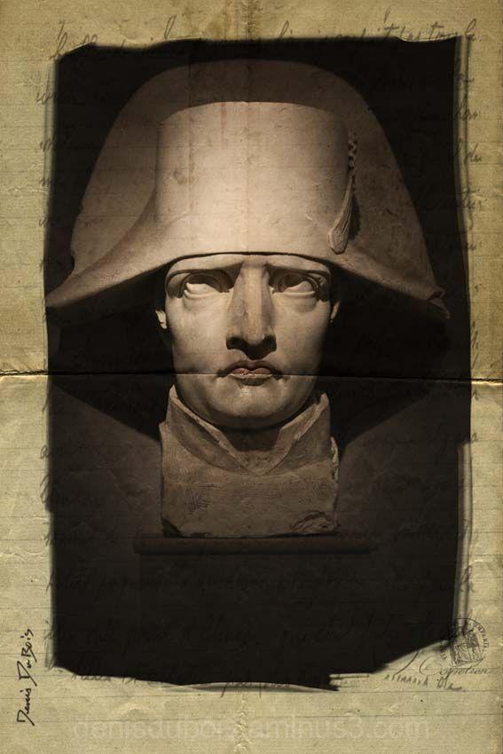 Buste de Napoléon BONAPARTE