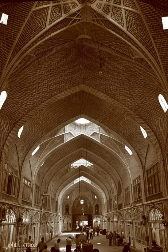 IRAN-BAZAR TABRIZ