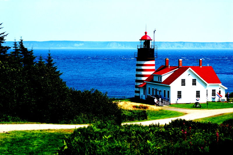 Lighthouses of Maine I