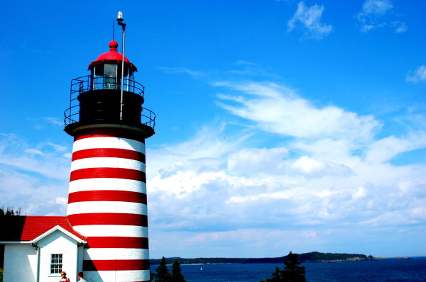 Lighthouses of Maine II