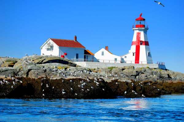 Lighthouses of Maine III