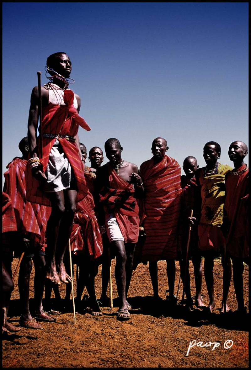 Danza Masai