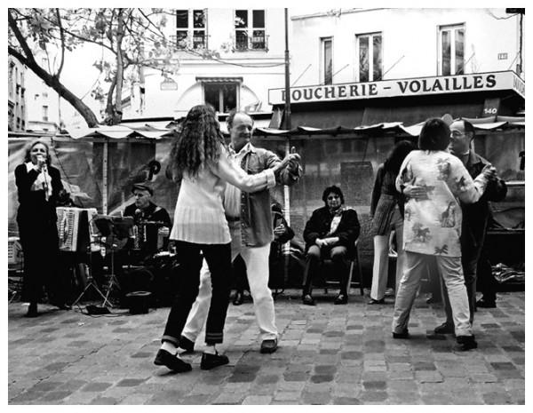 Yves Montand.., a Paris