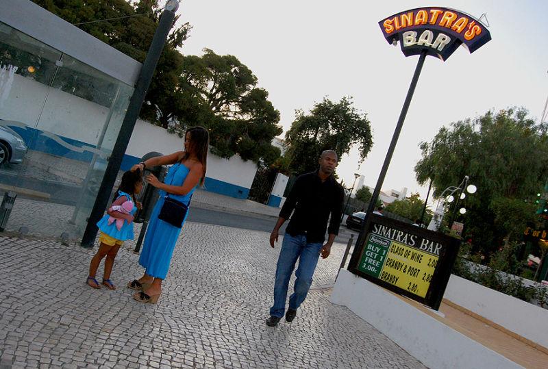 Life around the Praia