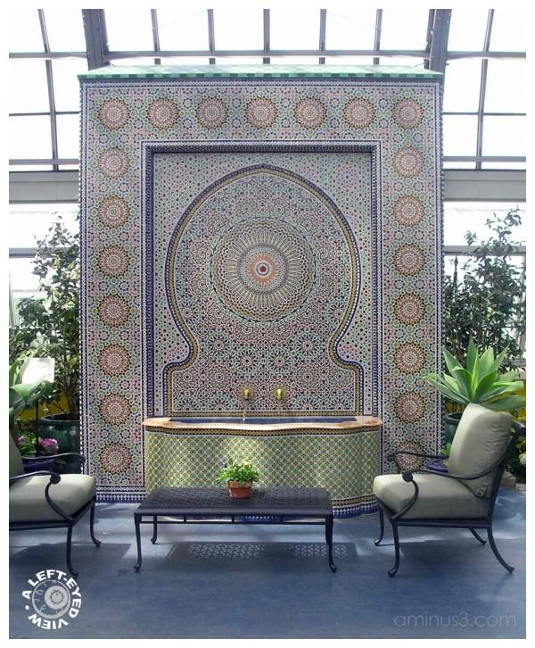 Mosaic Fountain