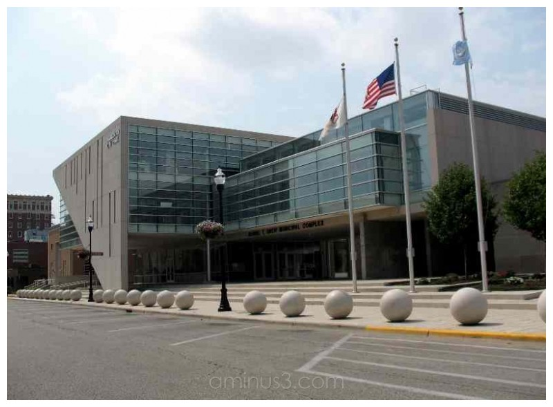Waukegan City Hall