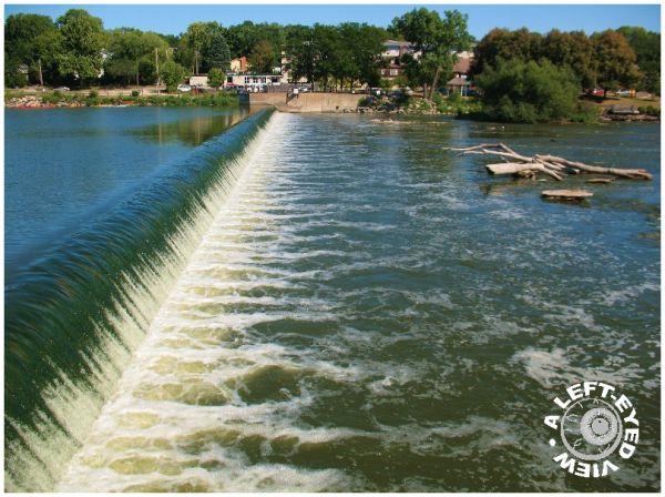 Dam, Fox River