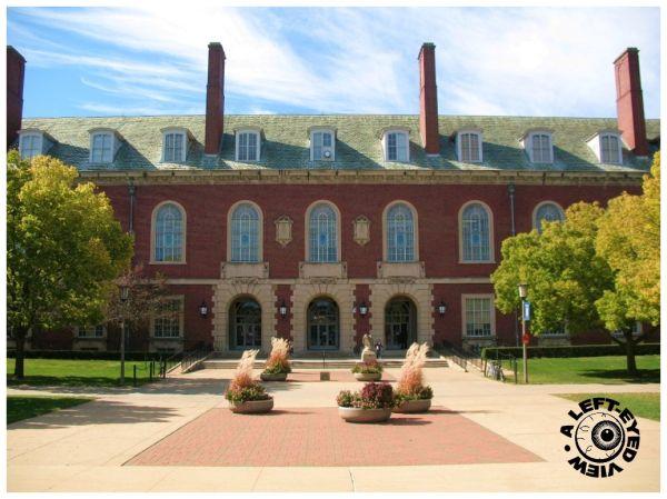 University of Illinois, LIbrary
