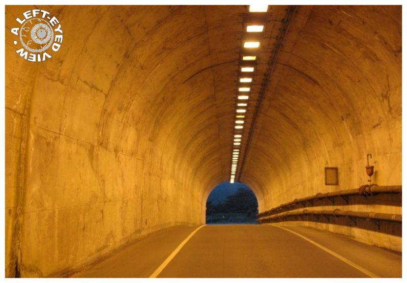 The Marin Tunnel