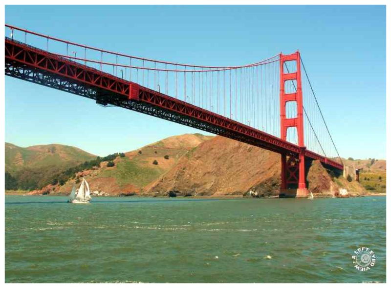 Golden Gate Boat Tour