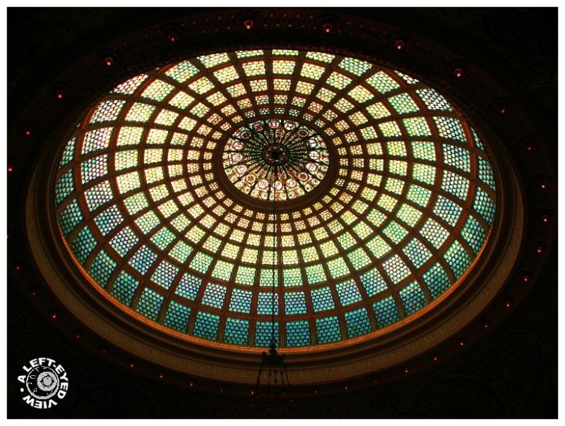 Largest Tiffany Dome