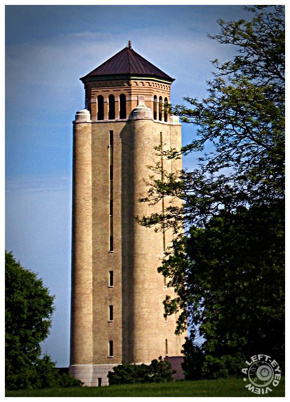 Fort Sheridan Water Tower