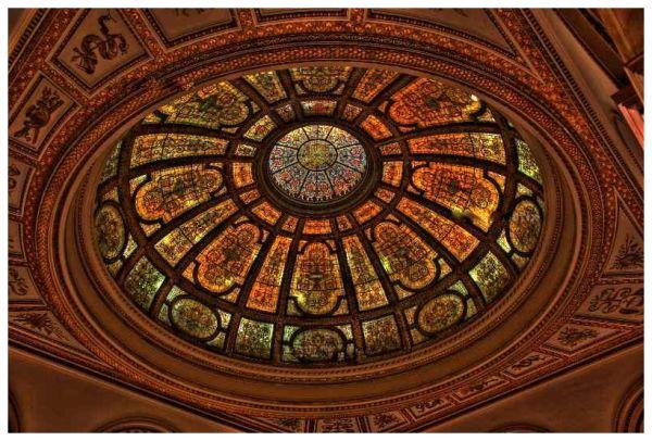 """""""GAR Memorial Hall"""", """"A Left-Eyed View"""""""