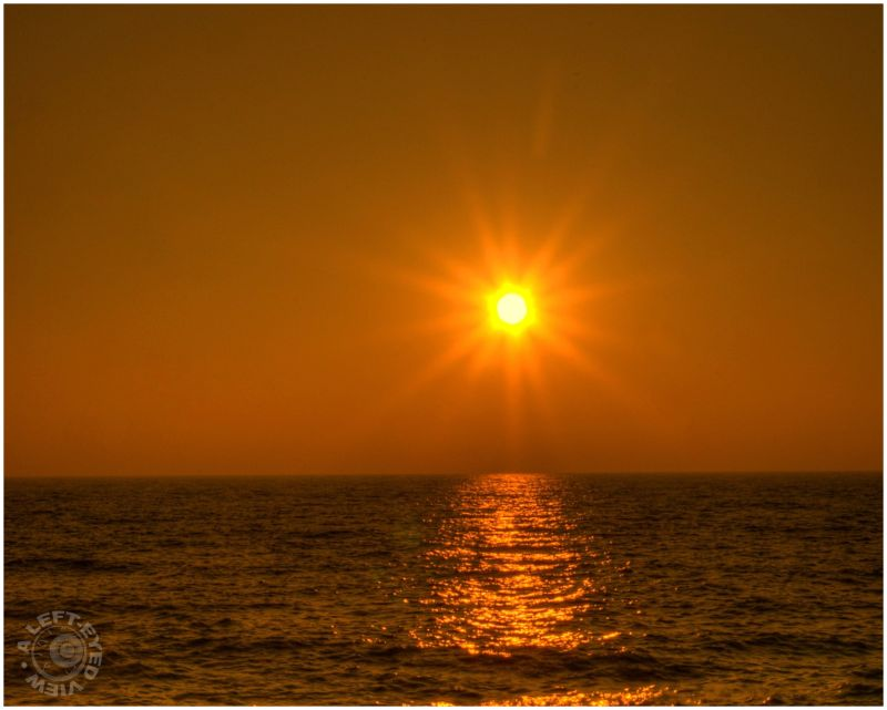 Waukegan sunrise