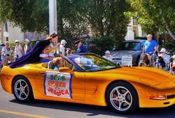 Parade, Fort Myers Beach, Florida, Shrimp Festival