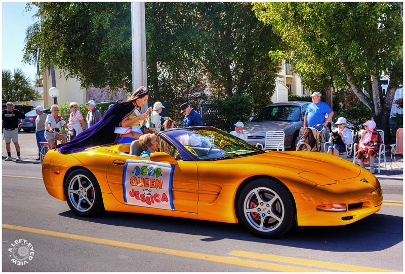 Parade, Fort Myers Beach, Florida, Shrimp Festival
