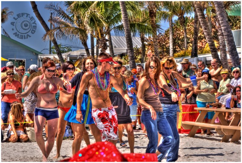 "Fort Myers Beach, beads, ""Pete Renner"", funraiser"