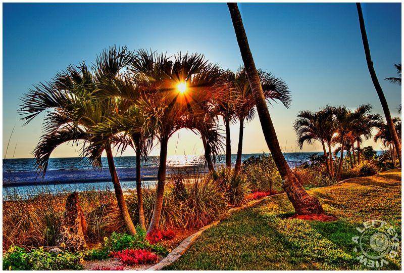 Fort Myers Beach, Florida, Sunset