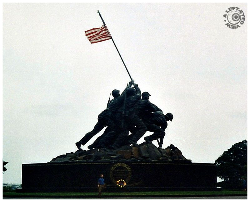 """Iwo Jima"", ""A Left-Eyed View"""