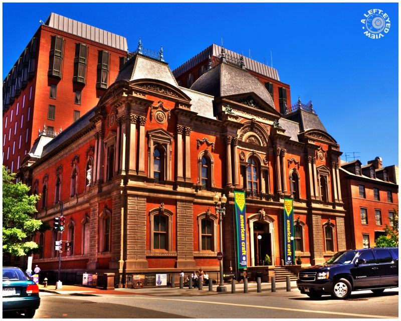 Renwick Gallery, Smithsonian