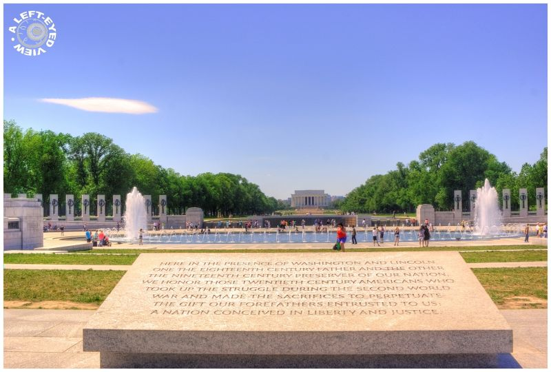 """World War II Monument"", ""Washington, DC"""