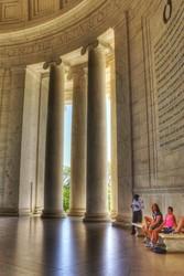"""""""Jefferson Memorial"""", Rotunda"""