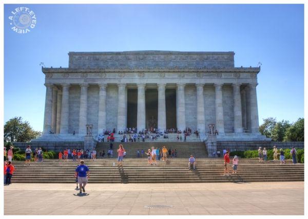 """""""Lincoln Memorial"""", """"Washington, DC"""""""