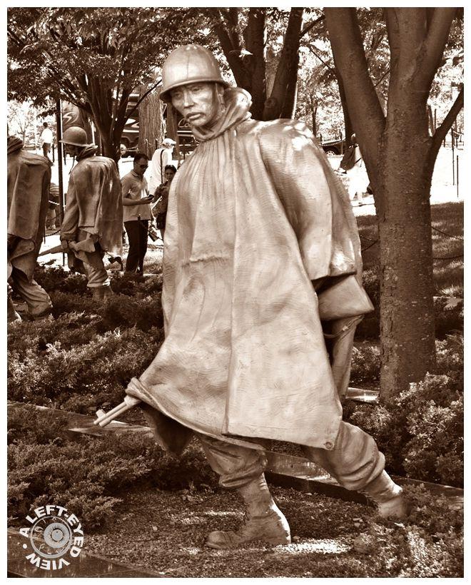 """""""Korean War Memorial"""""""