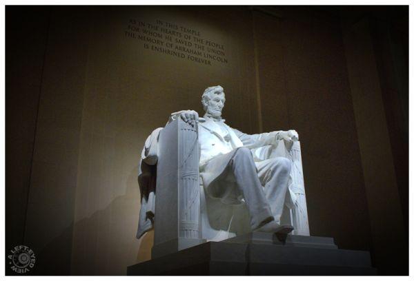 """""""Abraham Lincoln"""", """"Lincoln statue"""""""
