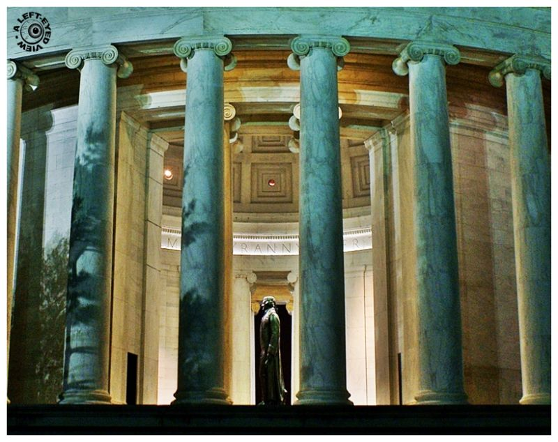 """Thomas Jefferson"", Monument,"