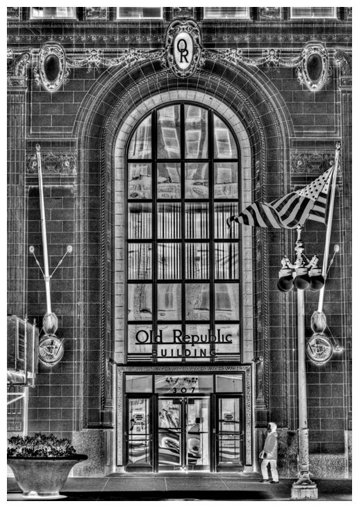"""Old Republic Building"", Chicago"
