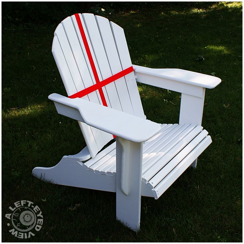 """Jake's Chair"", ""Adirondack Chair"""