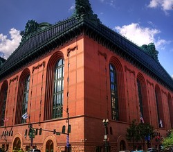 """Harold Washington Library"", ""A Left-Eyed View"""