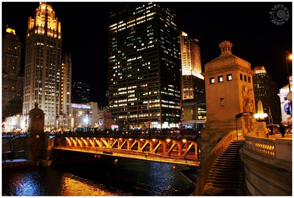 Michigan Avenue/DuSable Bridge