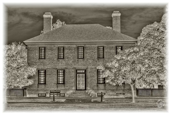 George Wythe House   Colonial Williamsburg