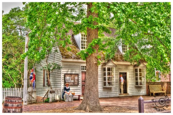 The Printing & Post Office   Colonial Williamsburg