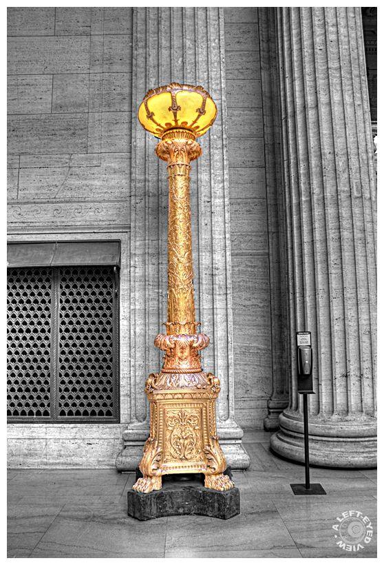 """Brass Lamp"""