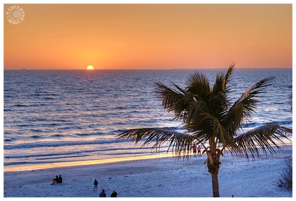 """Fort Myers, Florida"", Sunset"