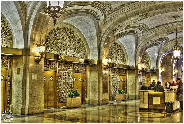 Cook County Lobby
