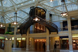 """""""Rookery Building"""", Chicago, """"A Left-Eyed View"""""""