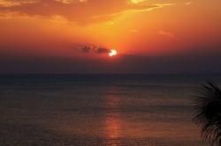 """Fort Myers Beach"", sunset"