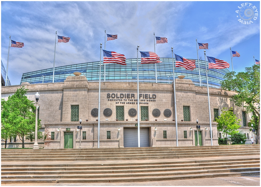 """""""Soldier Field"""", """"Chicago Bears"""""""