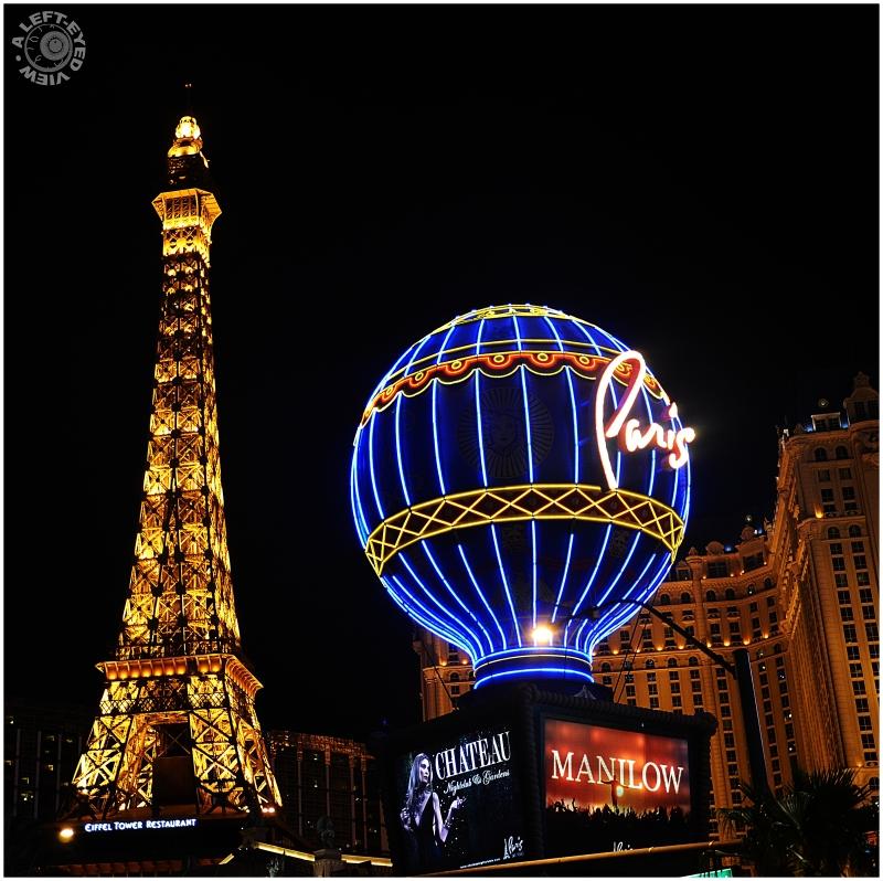 """Paris - Las Vegas"""
