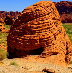 """""""Beehive"""", """"Valley of Fire"""""""