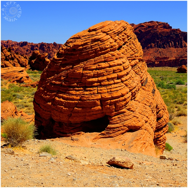 """Beehive"", ""Valley of Fire"""