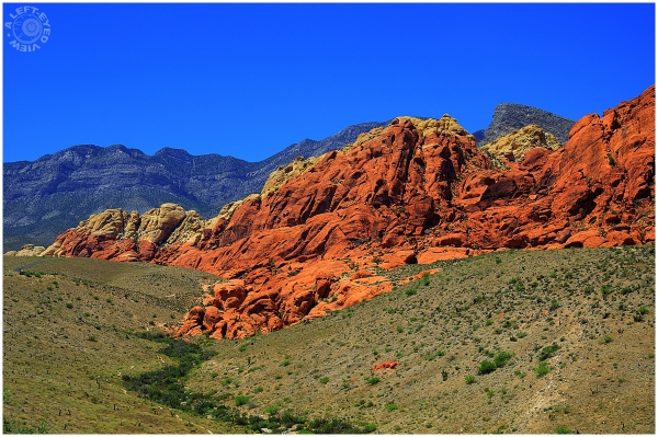 Calico Hills, Red Rock Canyon