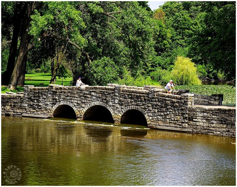 """Fox River"", bridge"