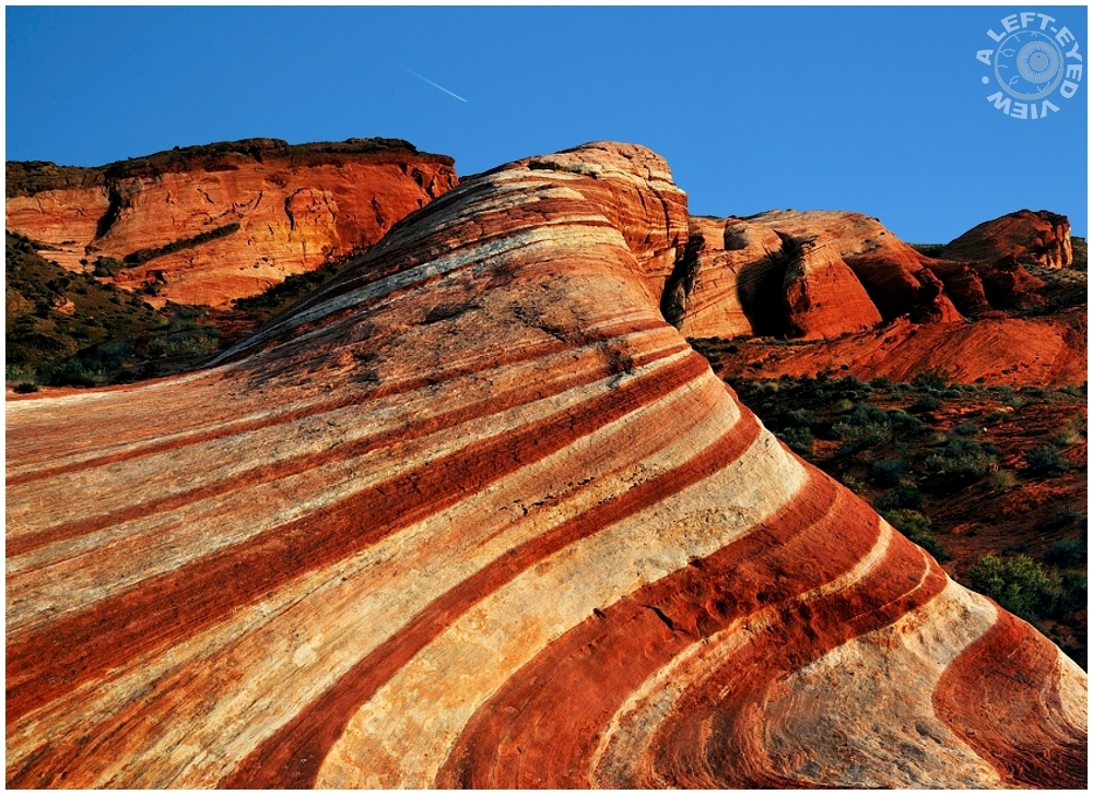"""Fire Wave"", ""Valley of Fire"""