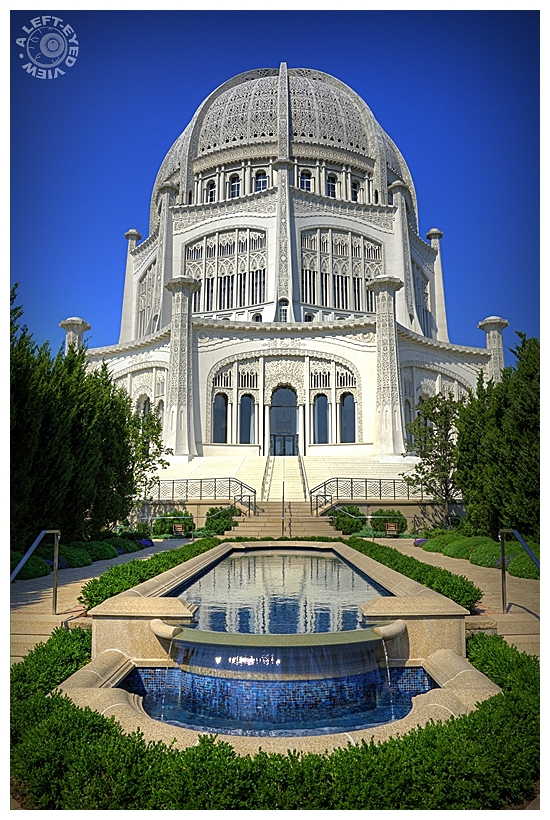 """Baha'i House of Worship"""